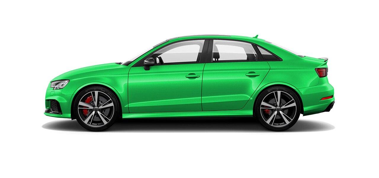 RS 3 Sedan quattro 2.5 TFSI