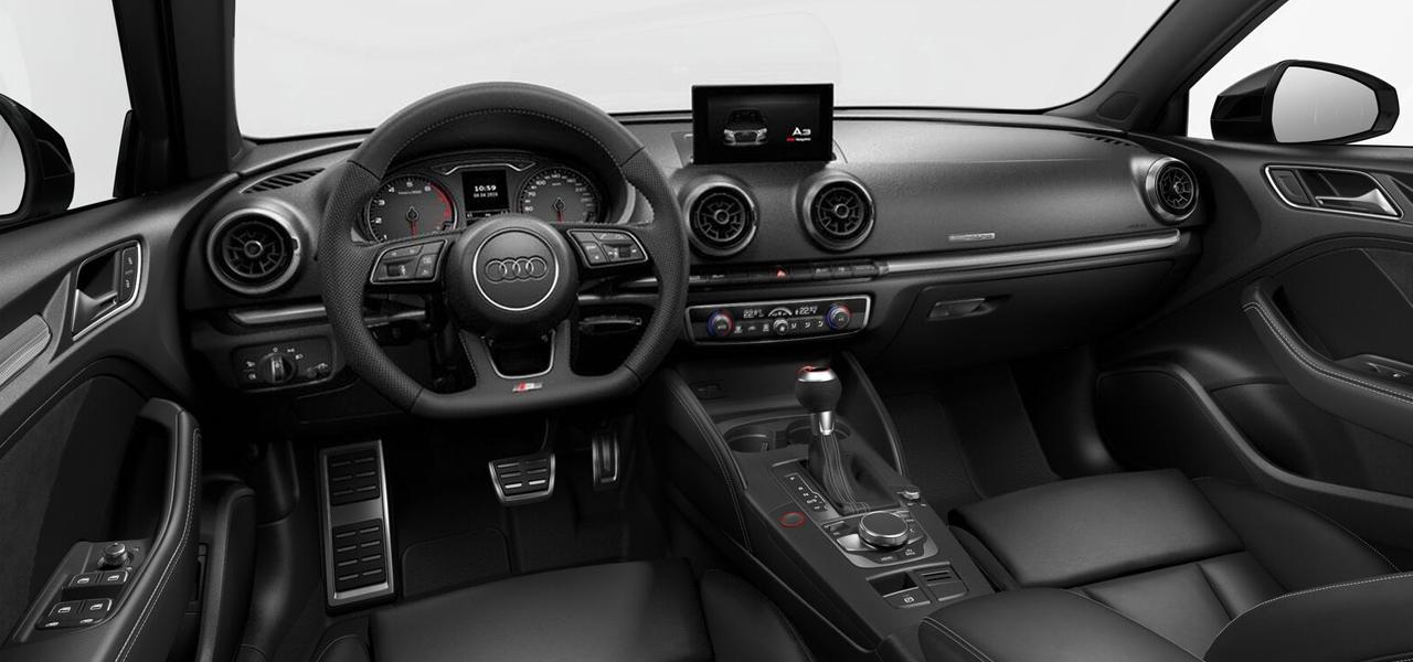 A3 Sportback S line quattro 2.0 TFSI