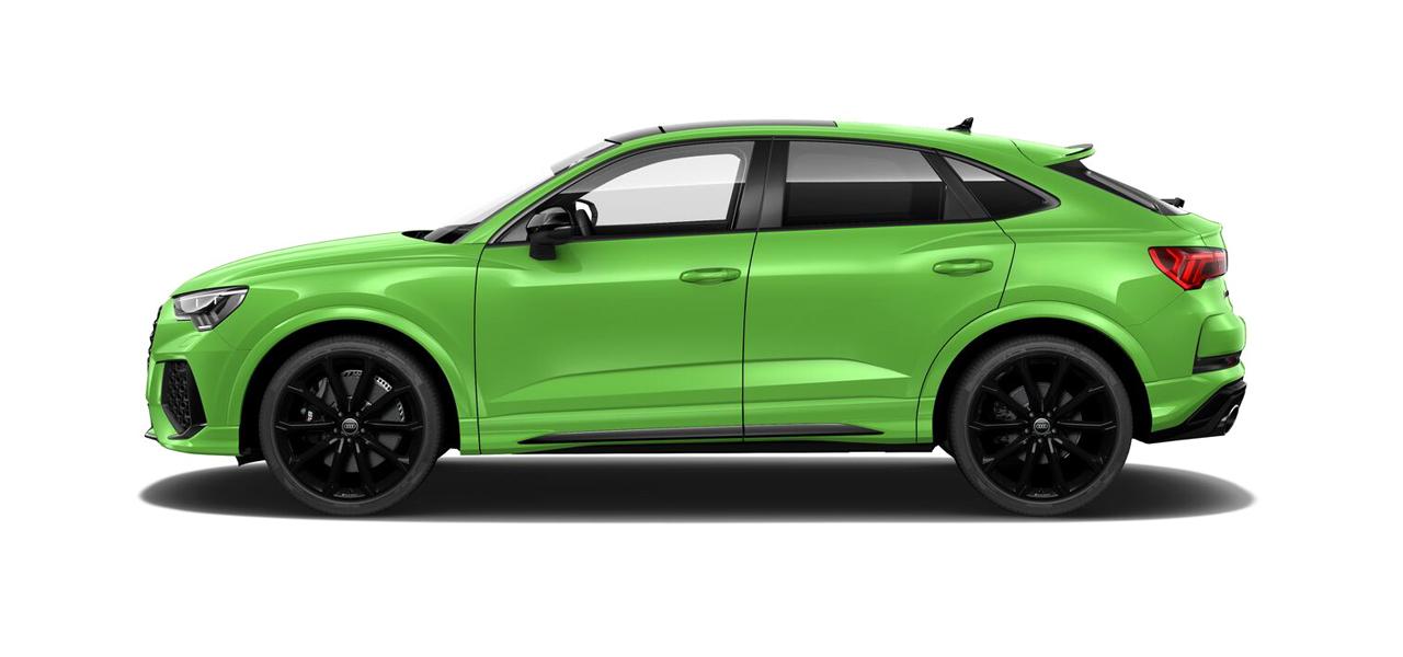 RS Q3 Sportback quattro 2.5 TFSI